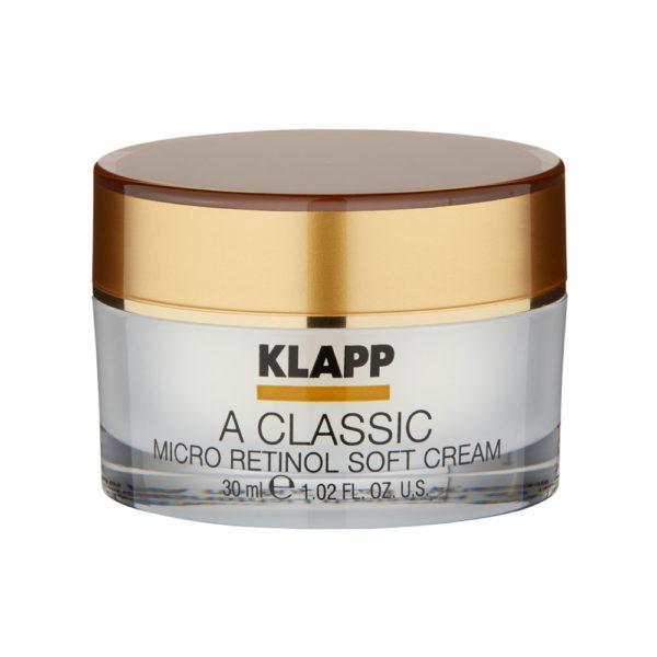 KL1825 - KLAPP A Classic Micro Retinol Soft Cream - Gesichtspflege