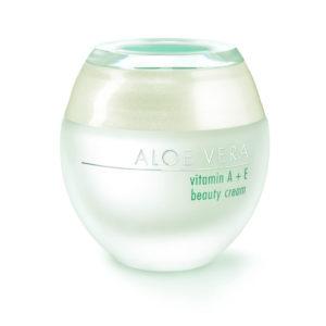 Aloe Vera Vitamin A+E Beauty Cream