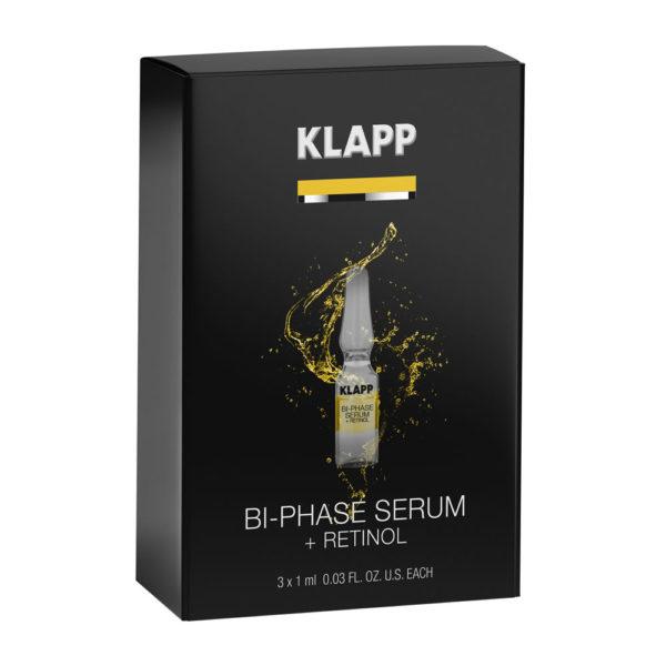 BI-PHASE SERUM + RETINOL