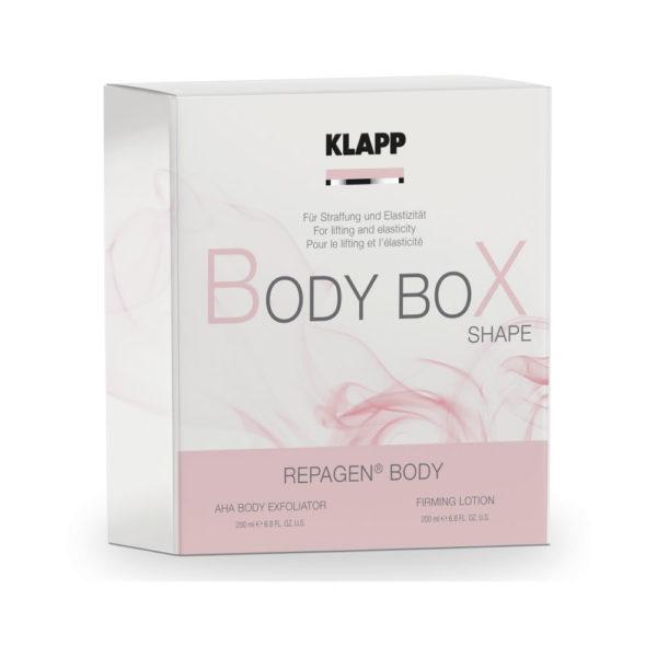 BODY BOX SHAPE