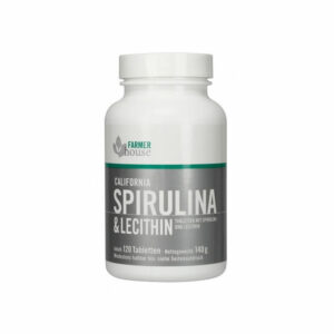 California Spirulina Lecithin Tabs
