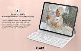 KLAPP Home Treatment Online Tutorial